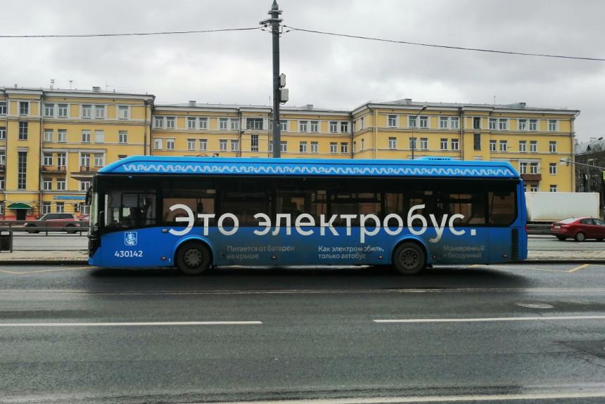 Электробусы станут собирать в Москве , на СВАРЗе