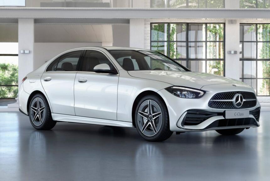 Объявлены цены на Mercedes C-класса нового поколения