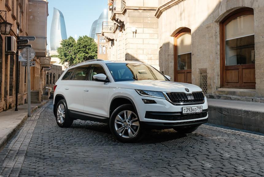 Skoda запускает в России подписку на автомобили