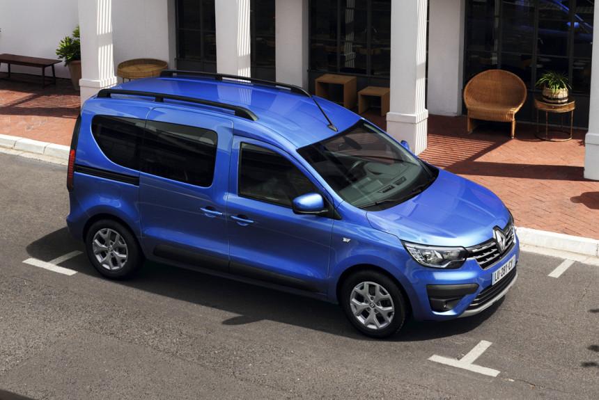Пассажирский Renault Express: каким стал обновленный Dokker