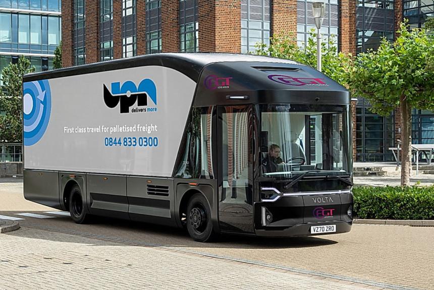 Volta Zero: как нельзя строить грузовики будущего