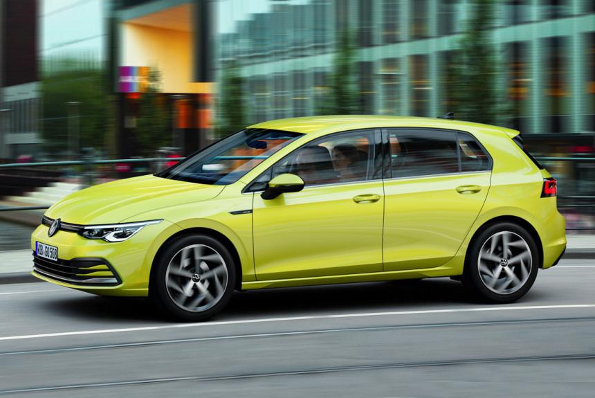 Новый Volkswagen Golf все-таки выходит на российский рынок: цены