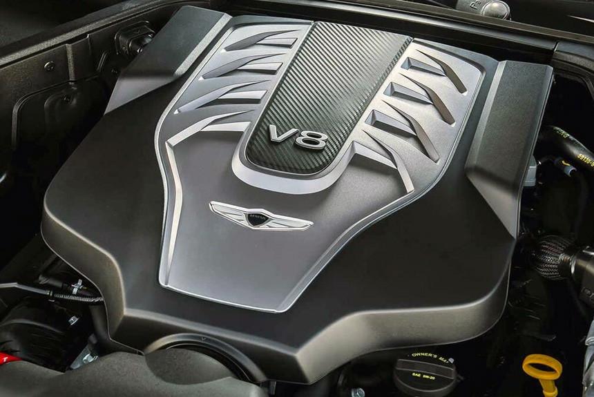 Концерн Hyundai откажется от двигателей V8
