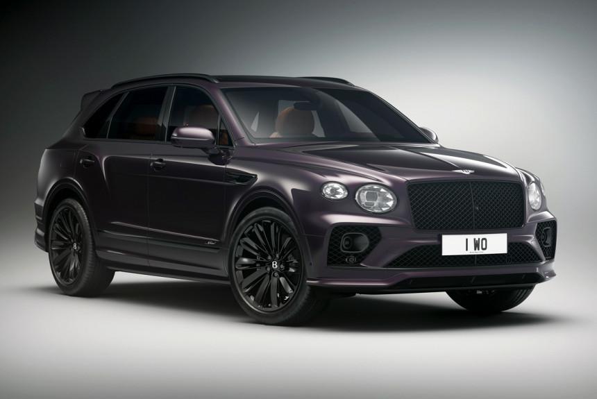 Bentley Bentayga Speed в новой версии Russian Heritage