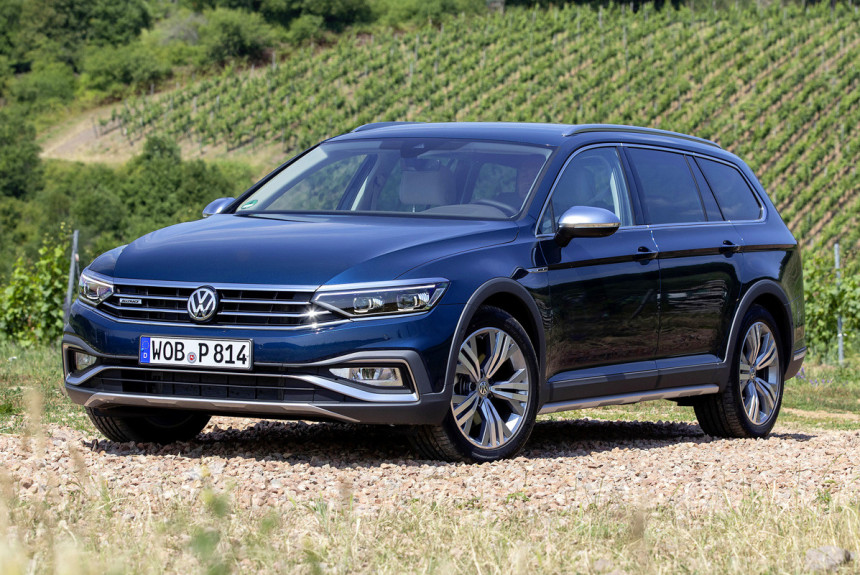 В Россию вернется Volkswagen Passat Alltrack