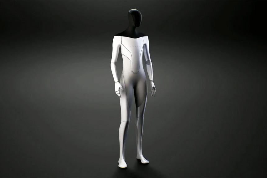 Анонсированы робот Tesla Bot и суперкомпьютер Dojo