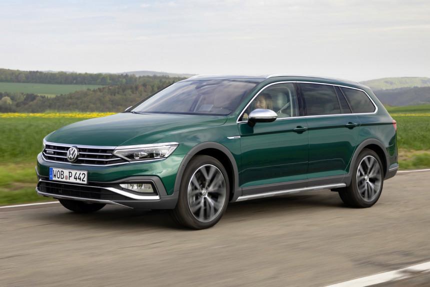 Volkswagen Passat Alltrack вернулся в Россию: объявлена цена