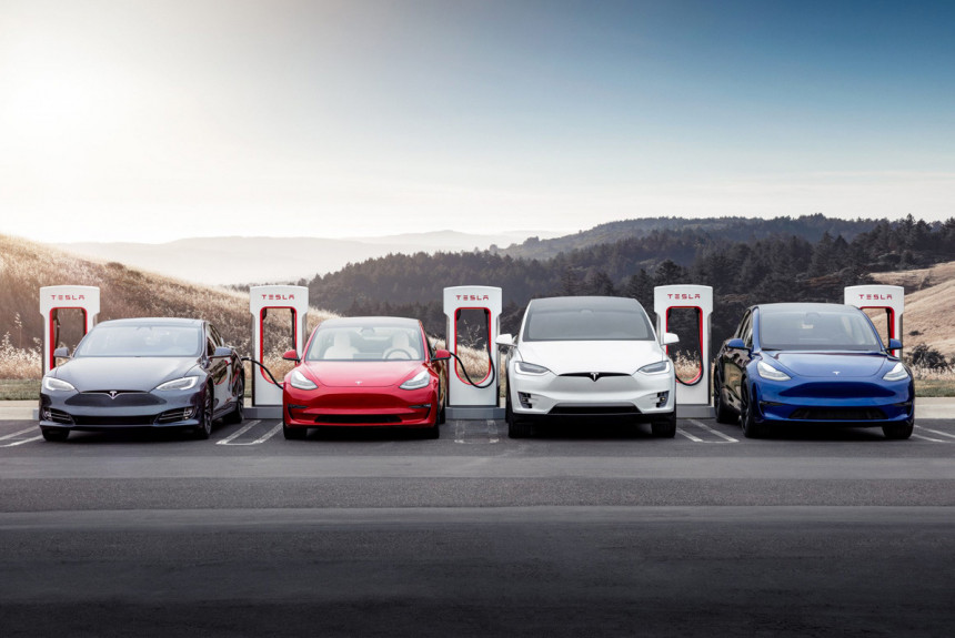 Tesla поставила рекорд продаж вопреки дефициту микрочипов