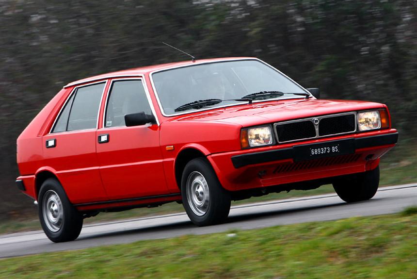Подтверждено возрождение модели Lancia Delta