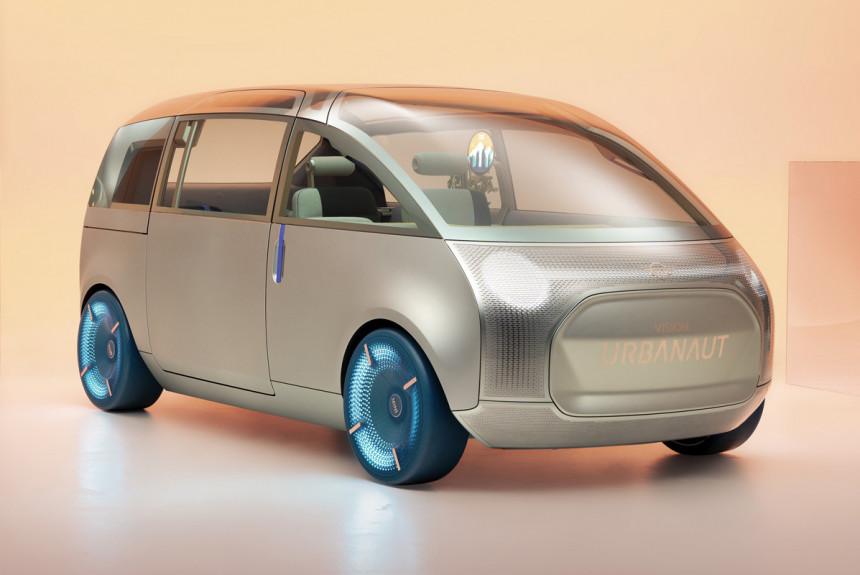 Развитие бренда Mini пойдет в двух направлениях