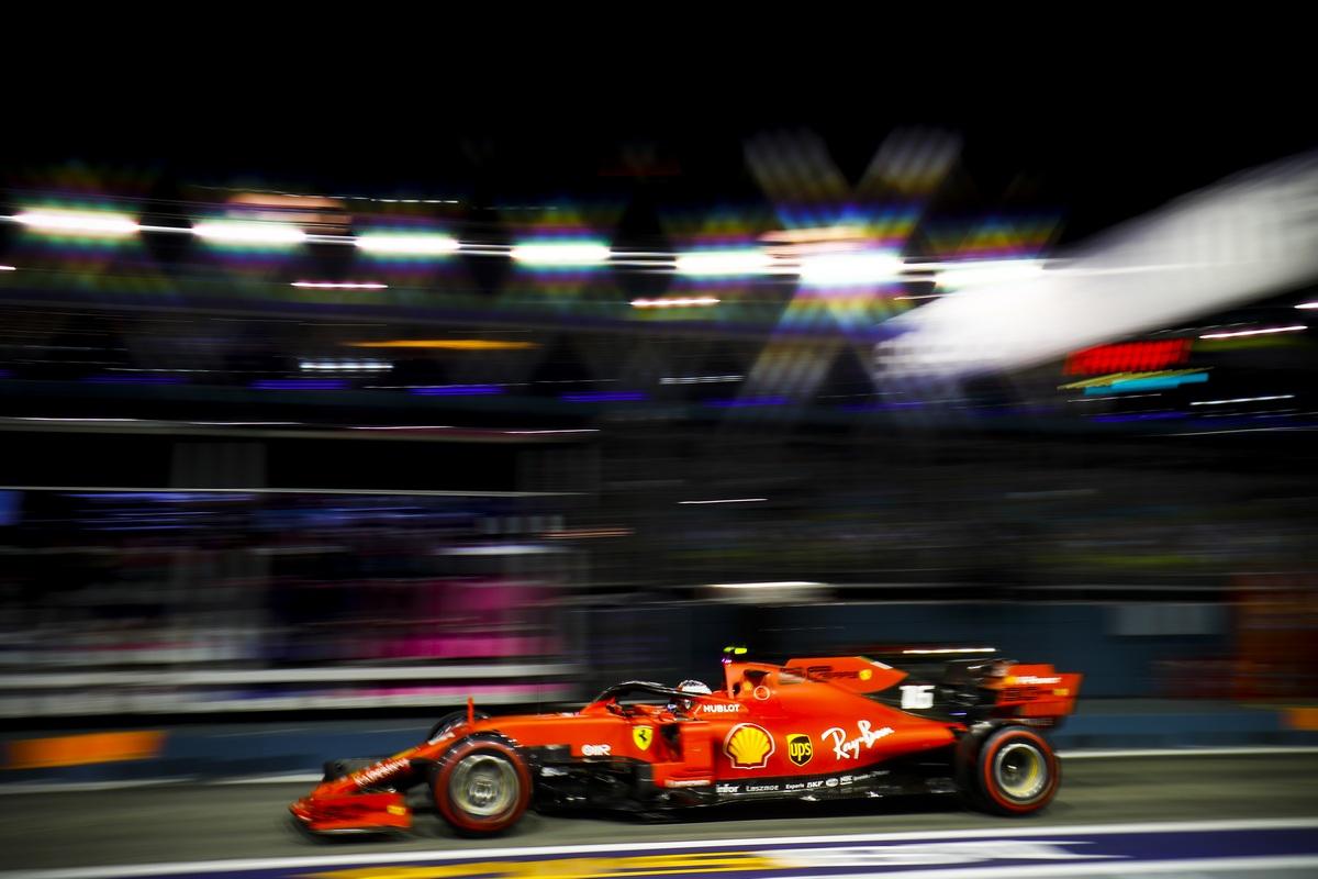 Фотографии различных гонки режимы
