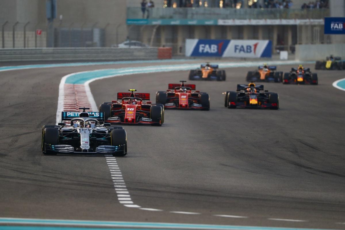 Гонка в Абу-Даби как зеркало прошедшего сезона Формулы-1