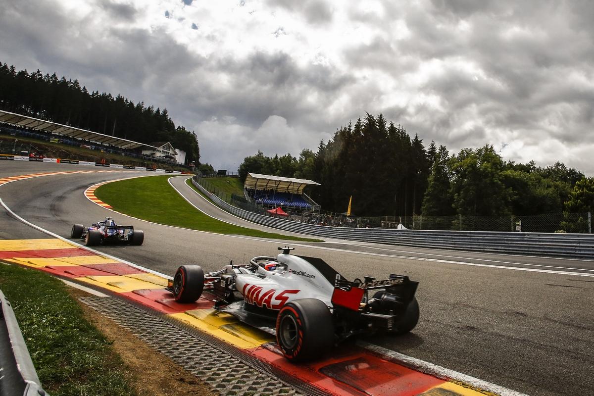 Гран При Бельгии: Изменения на трассе и зоны DRS