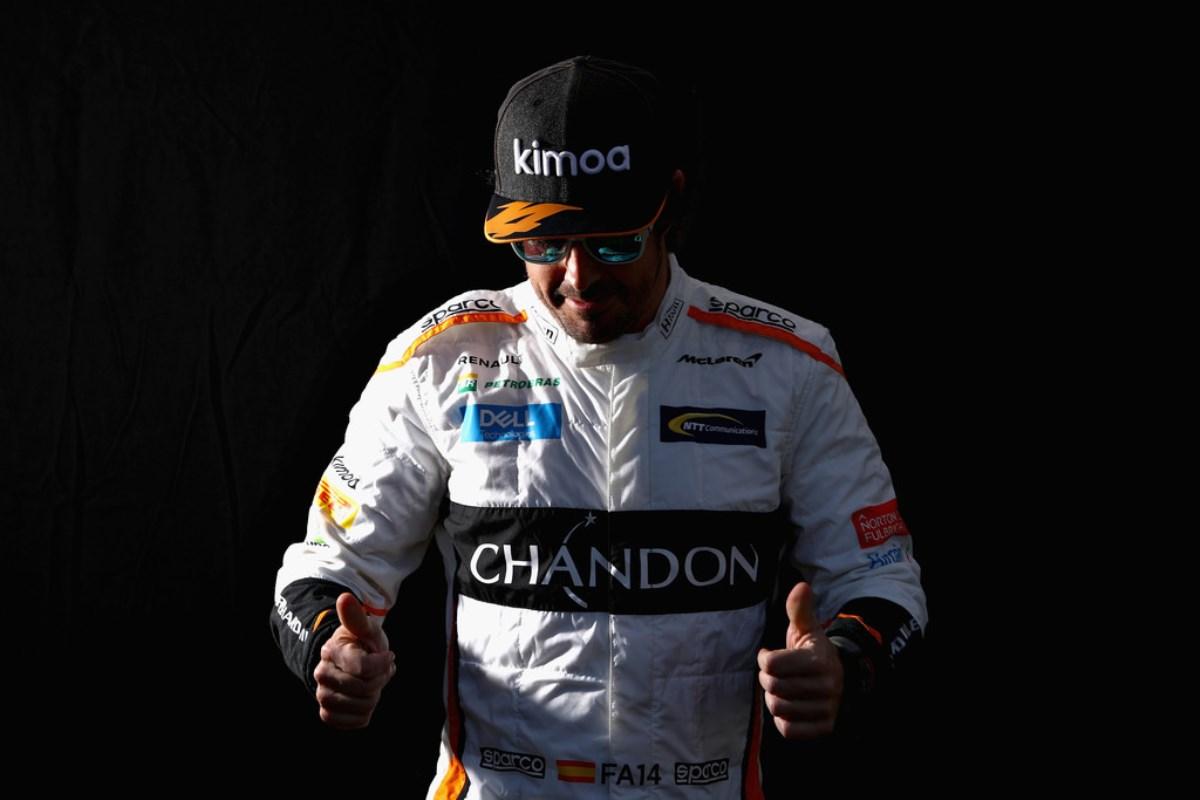 Алонсо: Третий титул – только с McLaren или с Mercedes