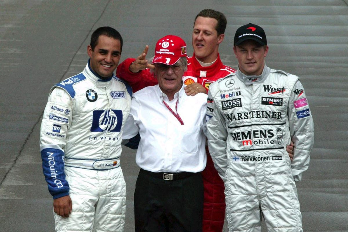 Неприрученный монстр. Почему Хуан-Пабло Монтойя не стал чемпионом Формулы-1?