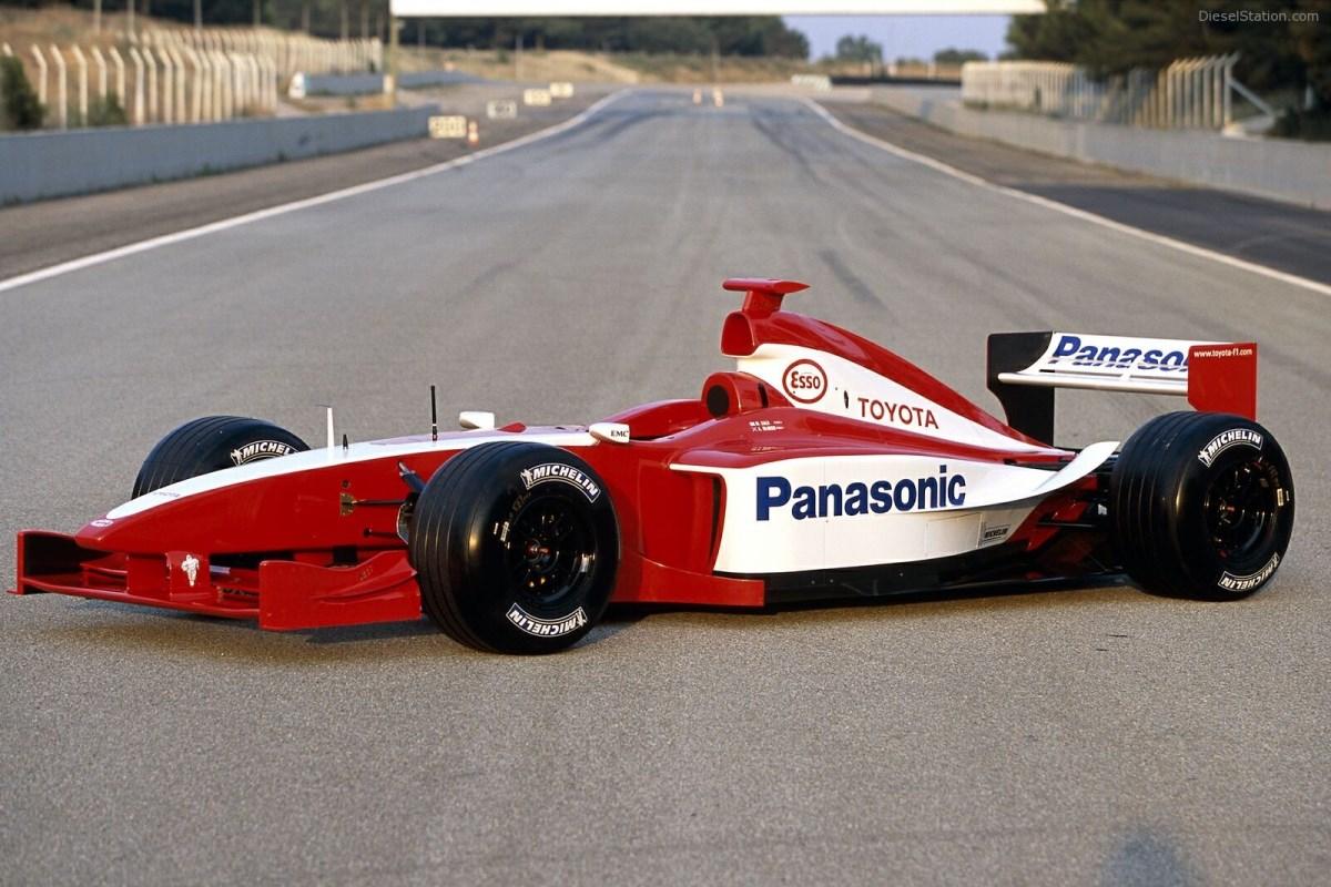 Большим боссам здесь не место, или Дорогой провал Тойоты в Формуле-1