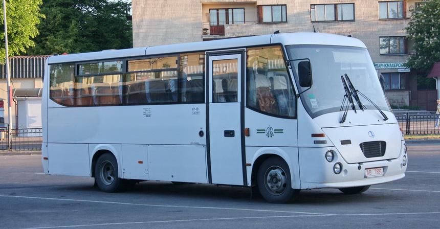 Белорусский JAC: в Бресте будут собирать китайские фургоны под маркой МАЗ