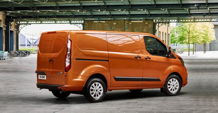 Форд привезет в РФ обновленный тип фургона Transit