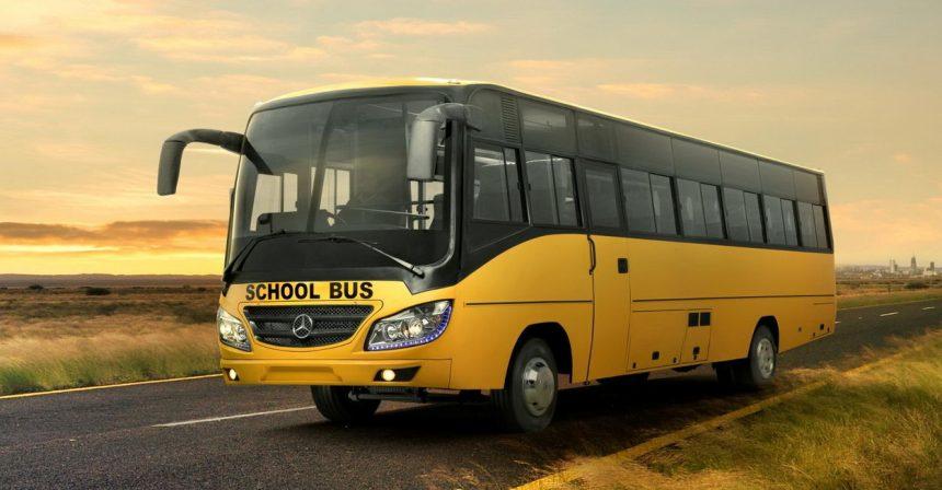 Африканские автобусы