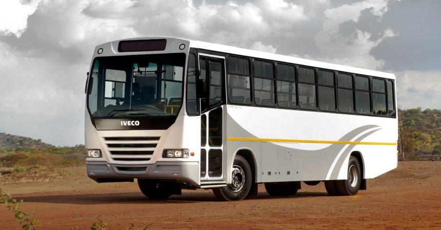 Автобусы для Африки