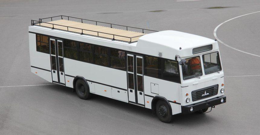 Автобусы для Африки: все модели от МАЗ до Мерседеса
