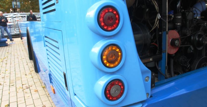 Автобус Вихрь тест и обзор