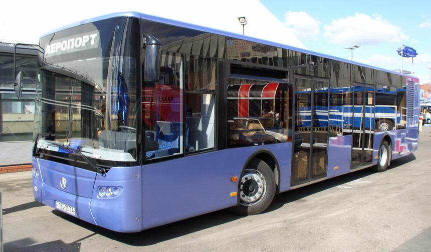 НефАЗ представил в столице России электробус иавтобус для аэропортов