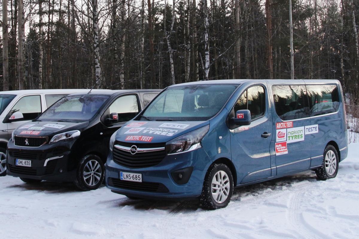 Новый фургон Опель Vivaro построят наплатформе предприятия PSA