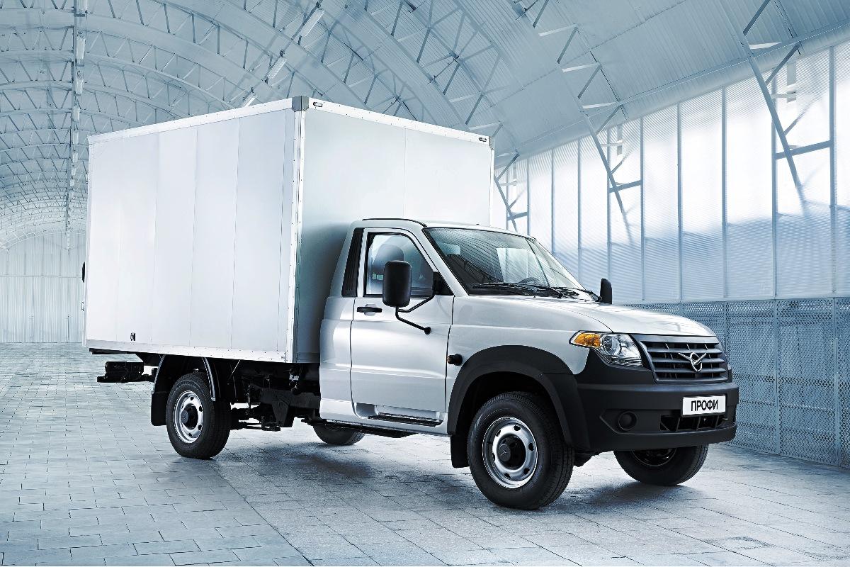«УАЗ Профи» получил две новые версии— фургон ирефрижератор