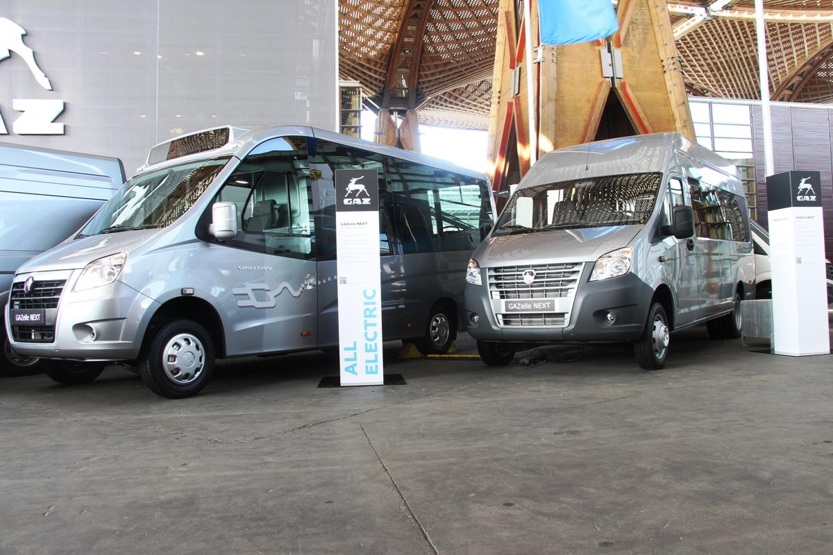 ГАЗ представил новый внедорожный грузовой автомобиль ГАЗ «Садко Next»