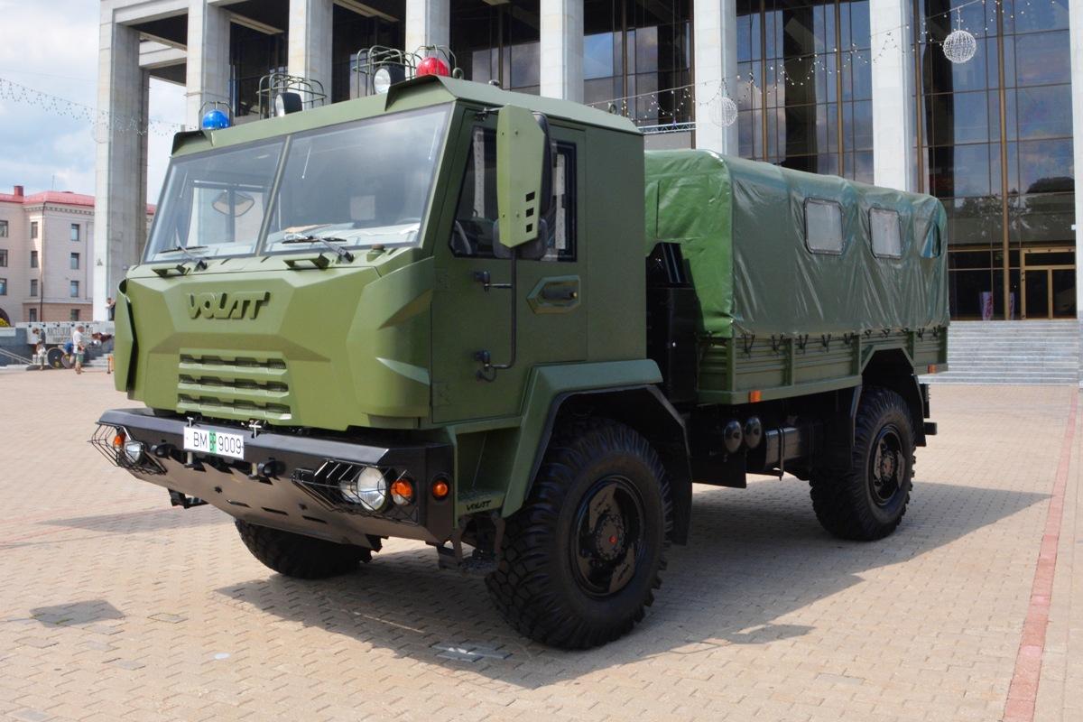 МЗКТ-500200 (4х4) — «шишига» по-белорусск