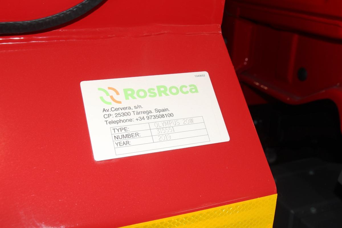 ...сделан компанией RosRoca в Испании