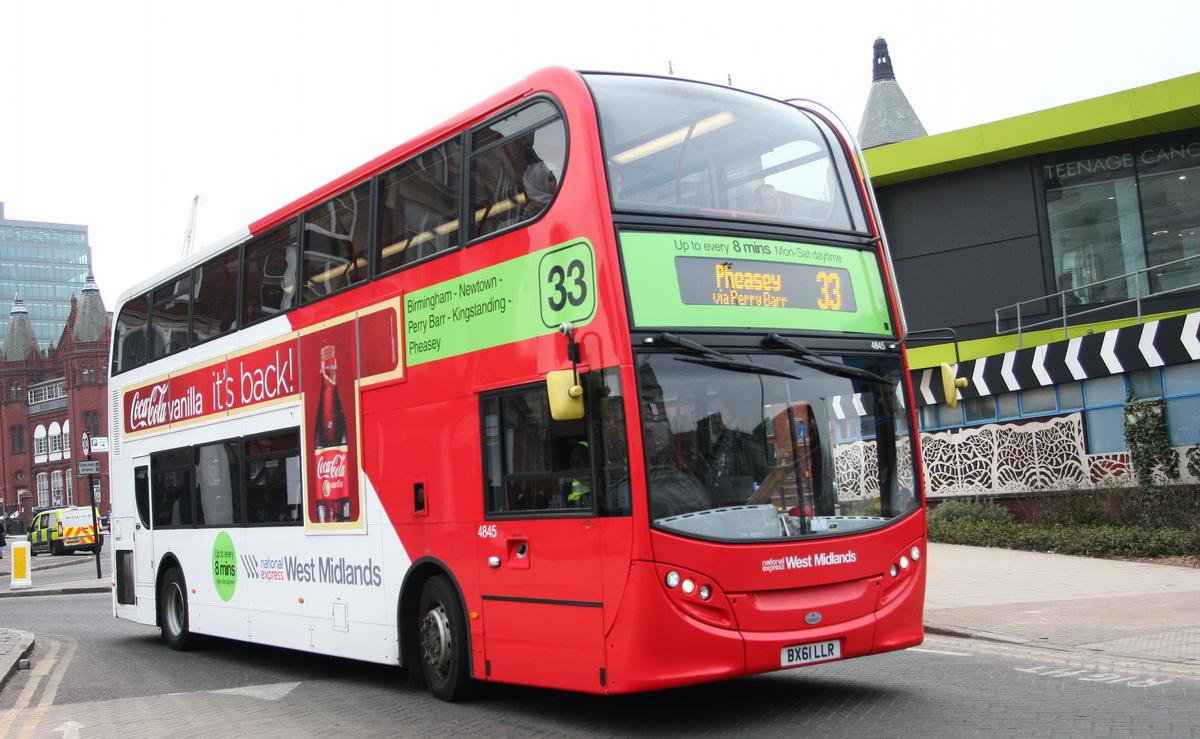 Alexander Dennis — один из последних независимых британских производителей автобусов