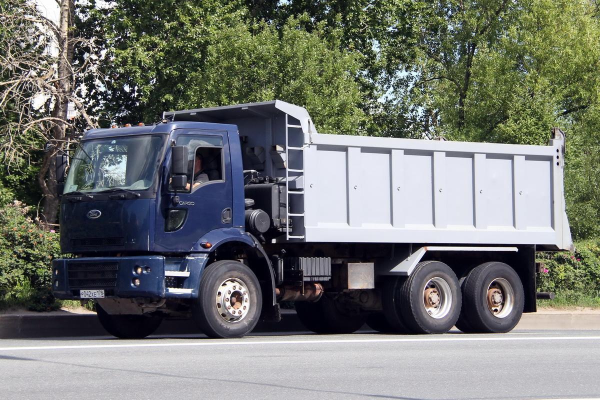Самосвалы Cargo уже обычное явление на наших дорогах