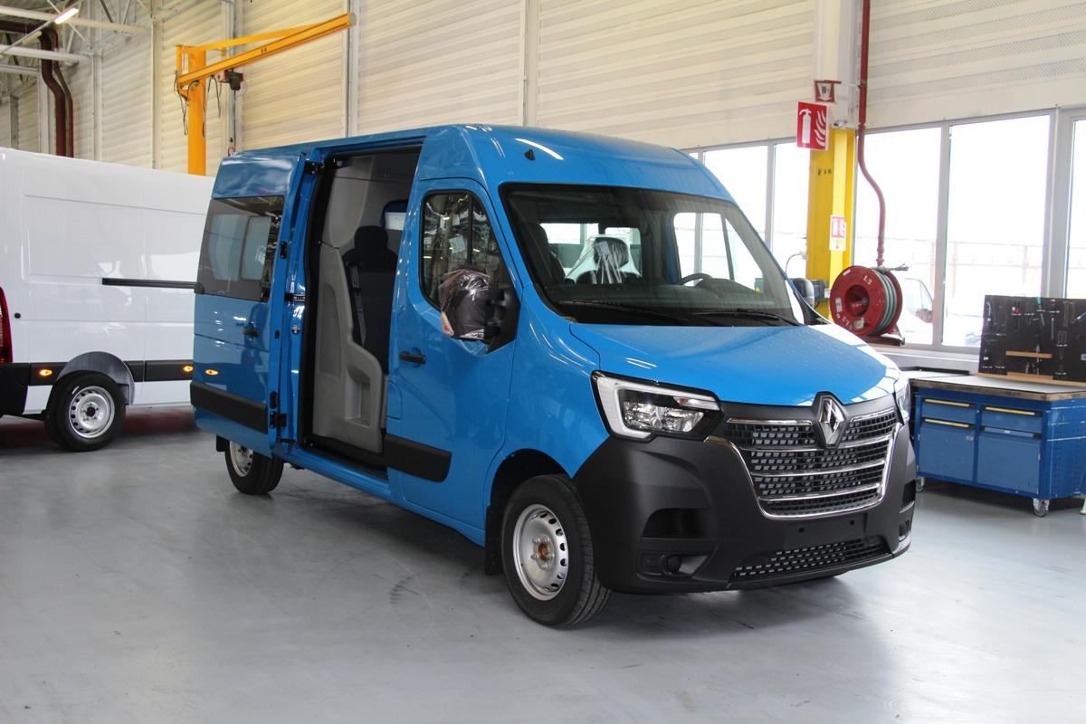 Прямо на территории завода во Франции Master можно превратить в любой специализированный автомобиль — будет ли он популярен и у наших передельщиков?