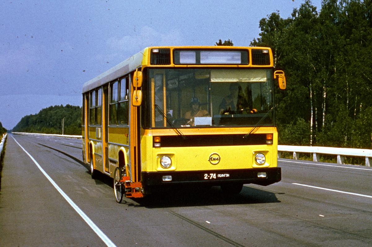 ЛиАЗ-5256 сняли с производства: ушел последний советский городской автобус
