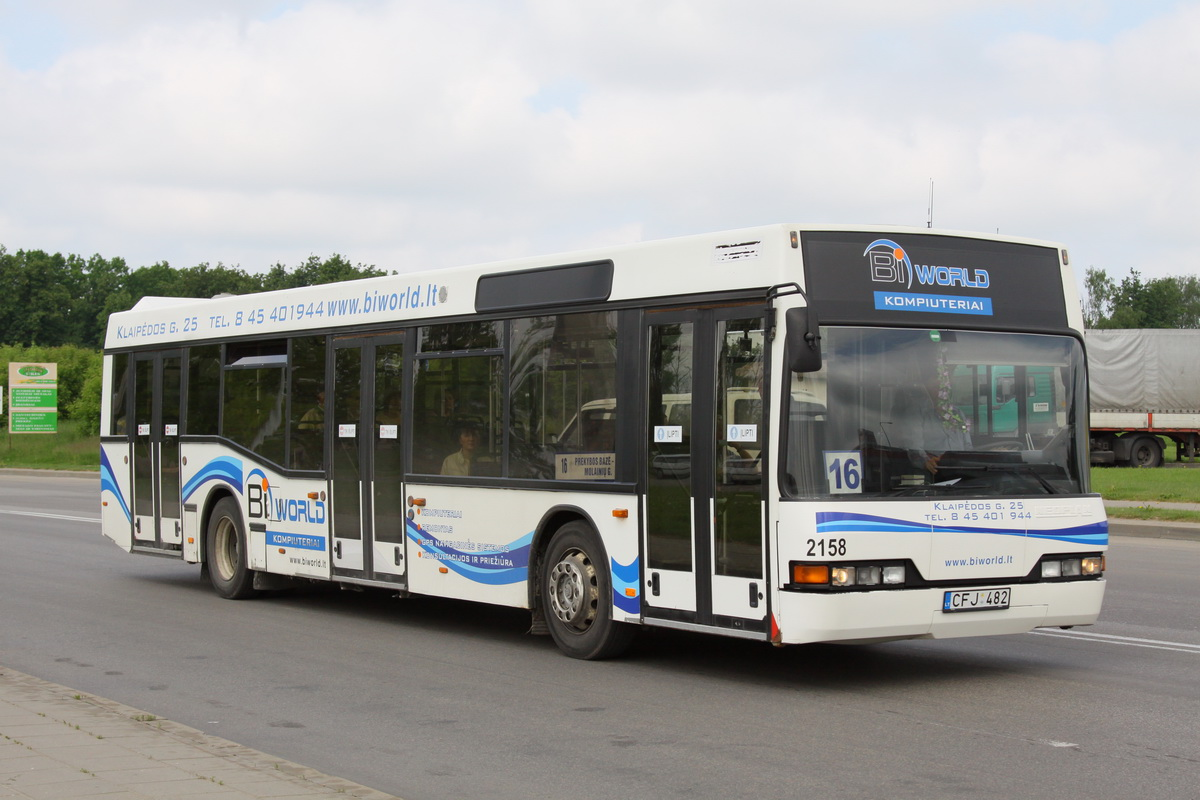 Городской низкопольник Neoplan превратился в наш МАЗ и польский Solaris