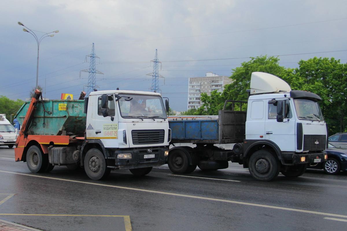 МАЗ планирует переход на китайские агрегаты