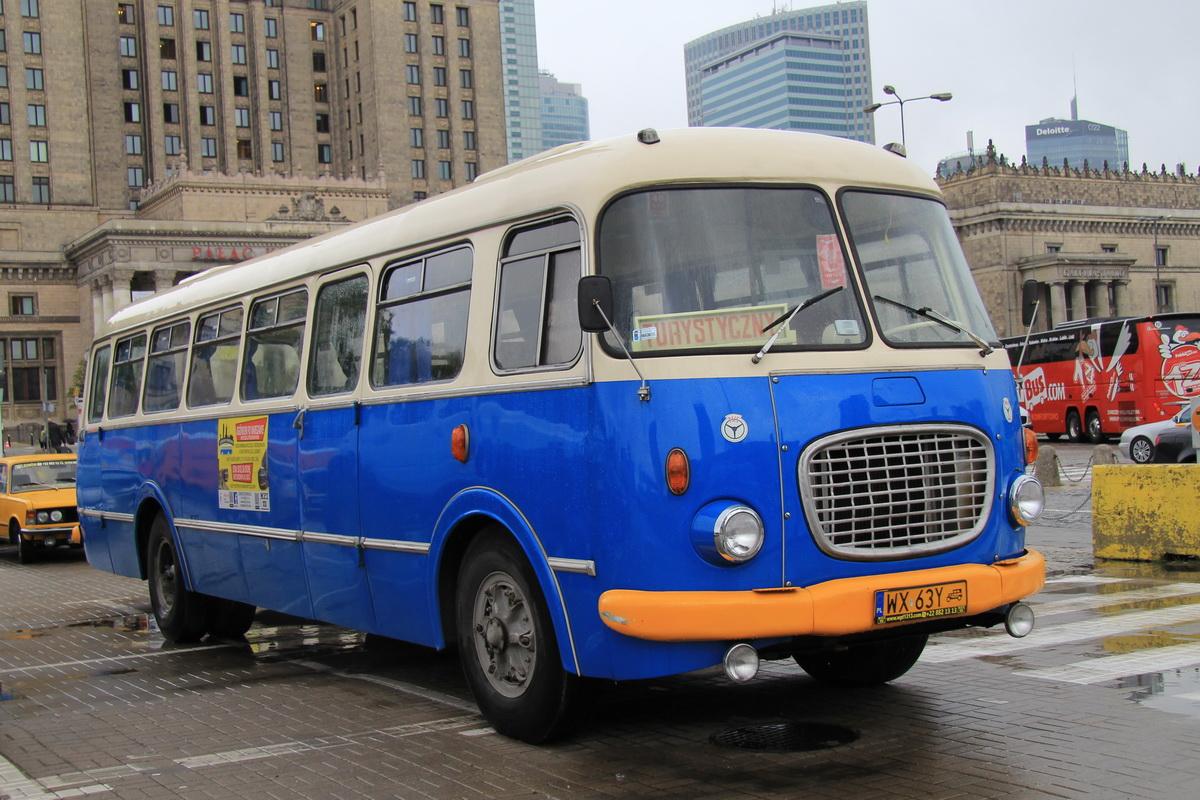 Все автобусы Jelcz были лицензионными: сперва Skoda, затем Berliet