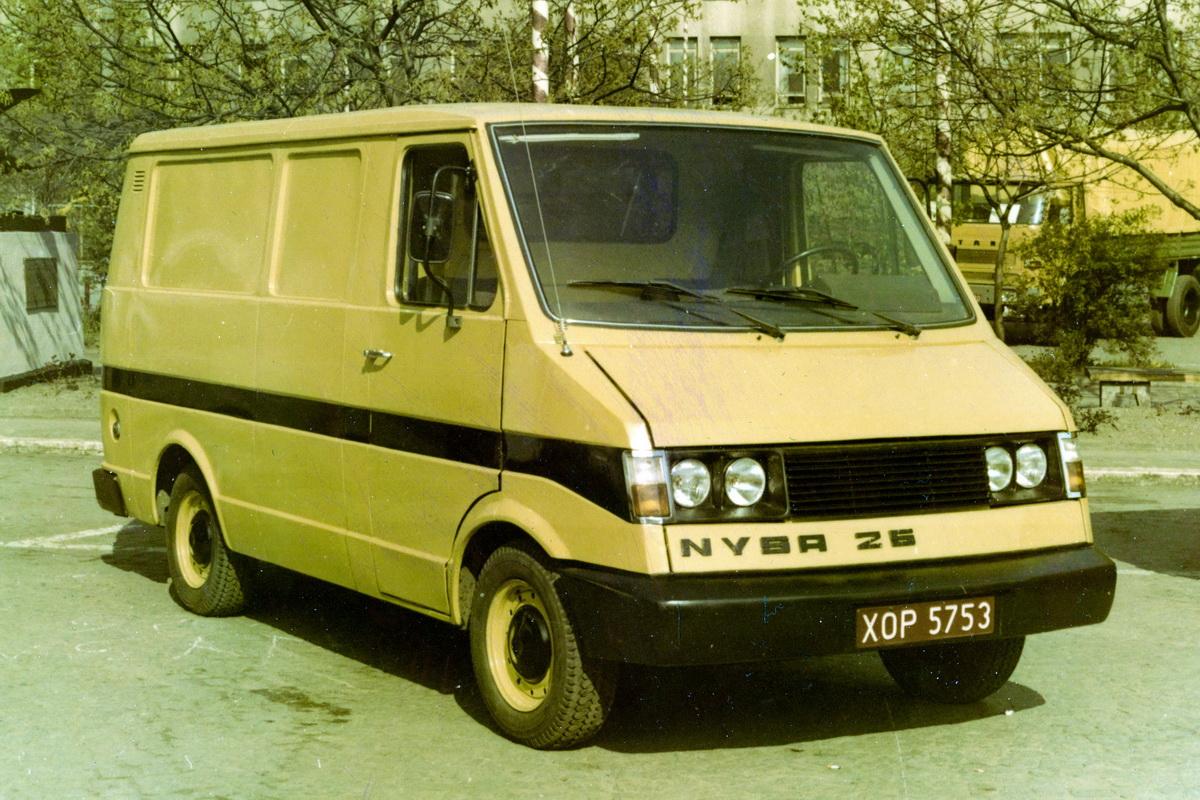 Прототип новой Нысы 1984 года…