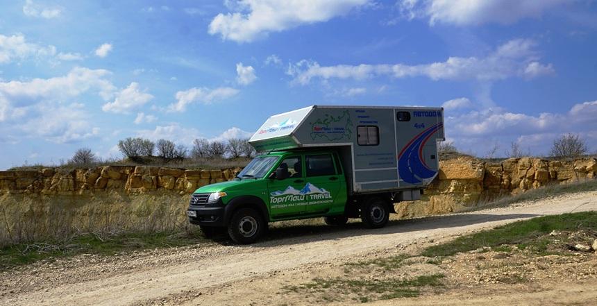 УАЗ Профи — автодом: знакомимся на форуме путешественников на ВДНХ