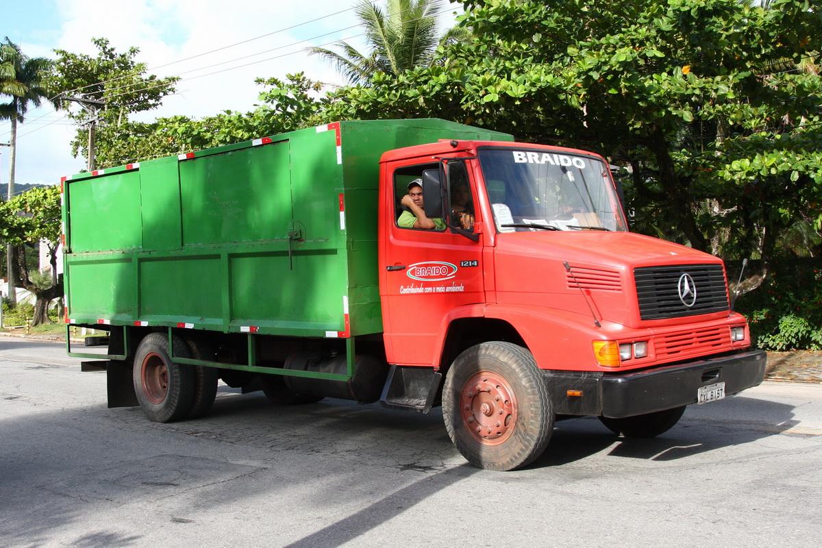 Бразильские капотники были и коммунальными одиночками, и тяжелыми самосвалами, и дальнобойными тягачами с длинной кабиной