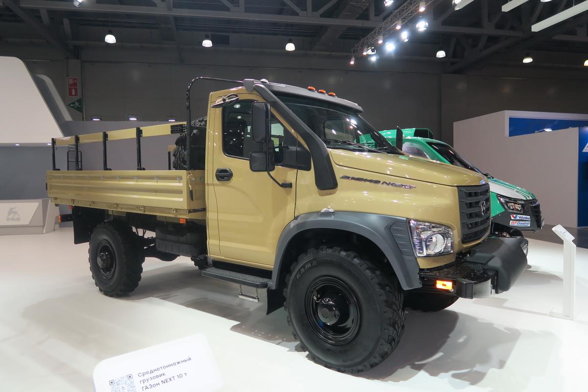 Внедорожный ГАЗ с автоматической коробкой передач — впервые в истории