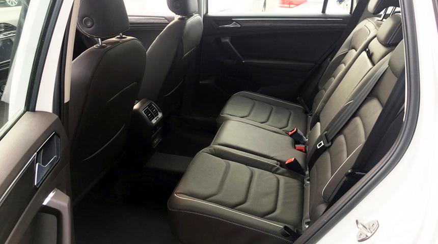 Удлиненный кроссовер VW Tiguan Lпредставили в«Поднебесной»
