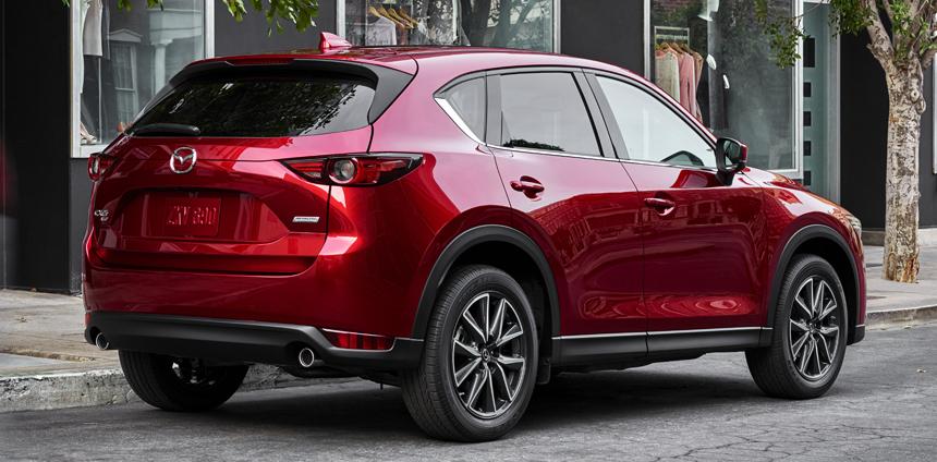 Новый кроссовер Mazda CX-5: второе поколение или модернизация?