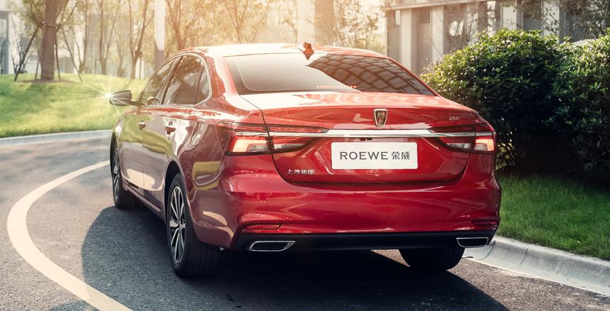 В КНР официально представлен новый седан SAIC Roewe i6