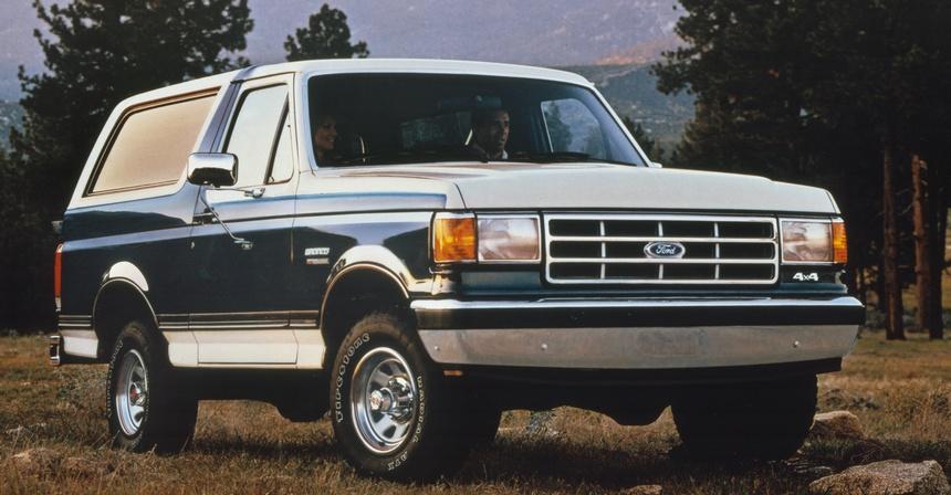 внедорожник ford 1986