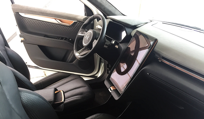 Электропаркетник Xpeng Beta— дешевая Tesla по-китайски?