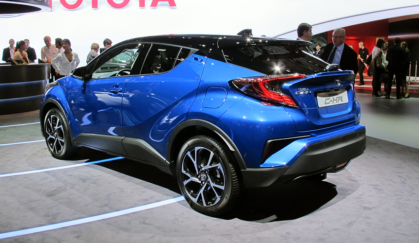 blue toyota chr pictures to pin on pinterest pinsdaddy. Black Bedroom Furniture Sets. Home Design Ideas