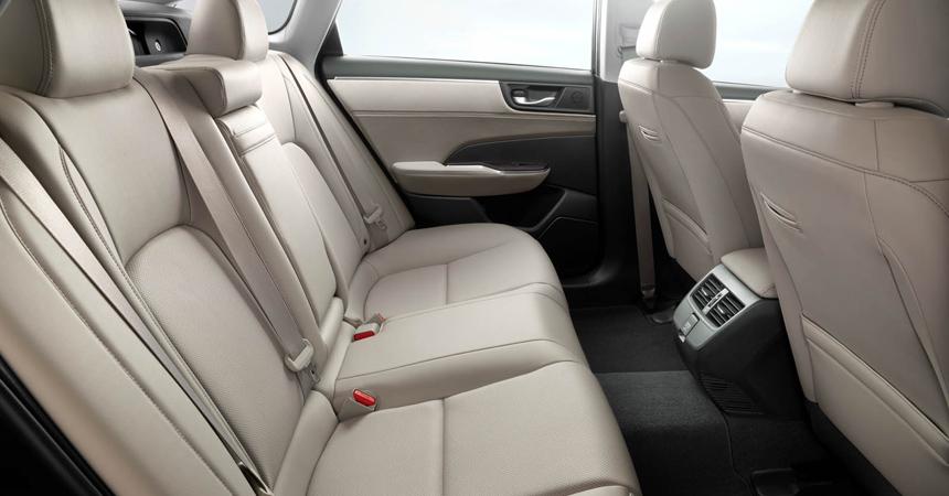 Обновленная линейка Хонда Clarity дебютировала вНью-Йорке